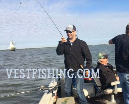 Vest Fishing Guide Service Lake Lewisville TX 2020 3 5 27 20