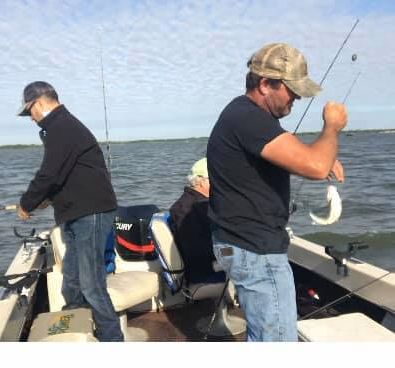 Vest Fishing Guide Service Lake Lewisville TX 2020 5