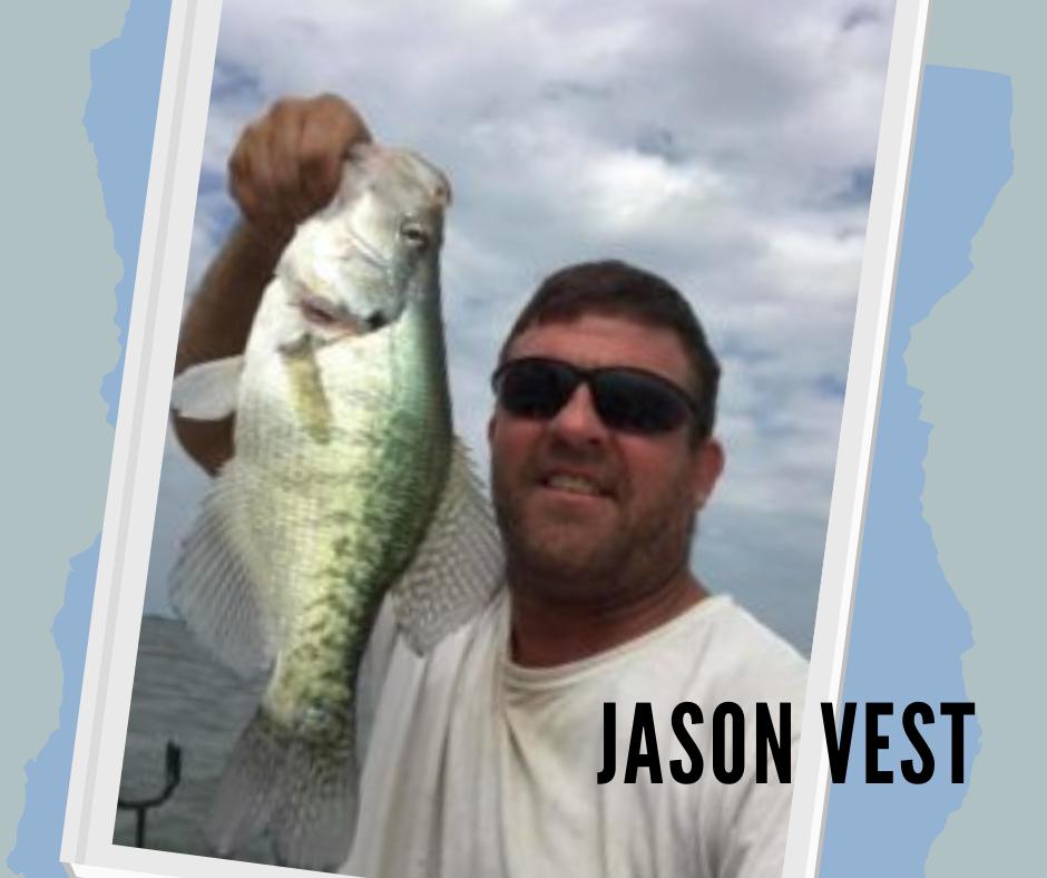 Jason Vest - Vest Fishing Guide Service