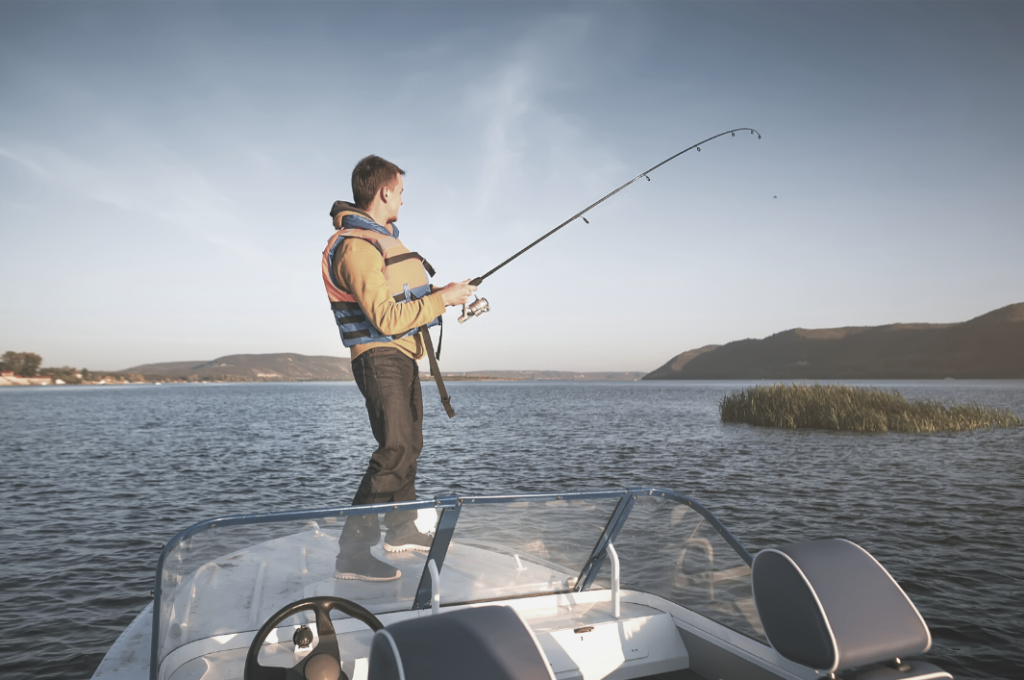 Fishing Charter - Vest Fishing Guide Services